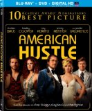 DVD : American Hustle (Two Disc Combo: Blu-ray / DVD +Ultraviolet Digital Copy)