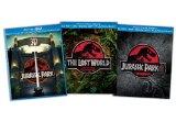DVD : Jurassic Park Blu-ray Trilogy (Jurassic Park 3D / The Lost World: Jurassic Park / Jurassic Park III)