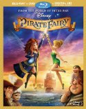 DVD : The Pirate Fairy (Blu-ray / DVD + Digital Copy)