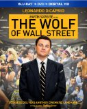 DVD : The Wolf of Wall Street (Blu-ray + DVD + Digital HD)