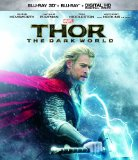 DVD : Thor: The Dark World (2-Disc 3D Blu-ray + Blu-ray + Digital HD)