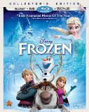 DVD : Frozen (Two-Disc Blu-ray / DVD + Digital Copy)