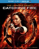 DVD : The Hunger Games: Catching Fire (DVD / Blu-ray Combo + UltraViolet Digital Copy)